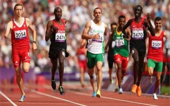 مصر اليوم - الجزائر التاسعة عالميًا في بطولة العالم لذوي الاحتياجات الخاصة