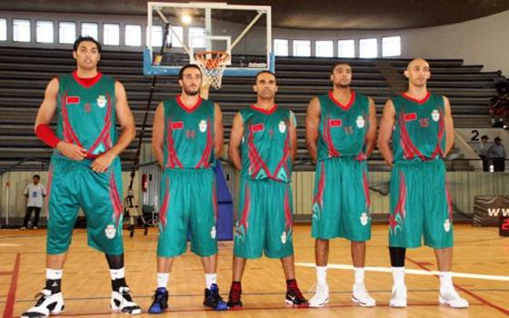 مصر اليوم - المنتخب المغربي لكرة السلة يبدأ استعداداته لكأس أفريقيا في كوت ديفوار