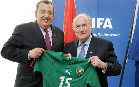 مصر اليوم - وفد الـفيفا سيفتح تحقيقًا في النزاع القائم بين ووزارة الرياضة اتحاد كرة القدم