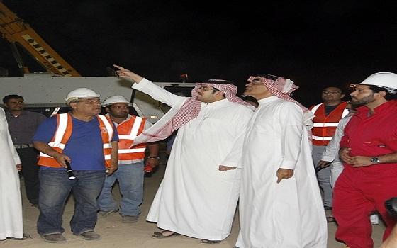 مصر اليوم - الأمير نواف بن فيصل طلب من الفيفا التأكد من سلامة البنية التحتية