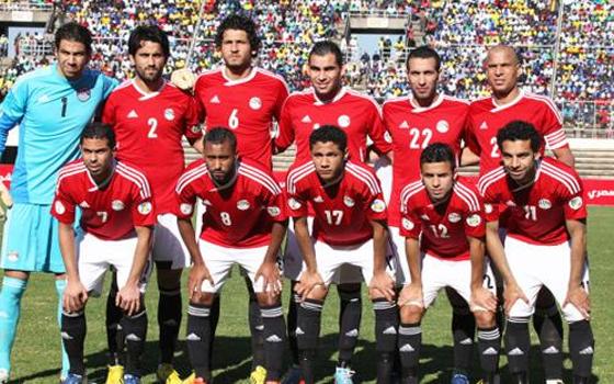 مصر اليوم - الفراعنة يستعد لمباراته الودية مع غينيا في تصفيات كأس العالم 14 أغسطس