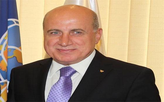 مصر اليوم - هاشم حيدر يتعهد بمطاردة التلاعب والمراهنات في الكرة اللبنانية
