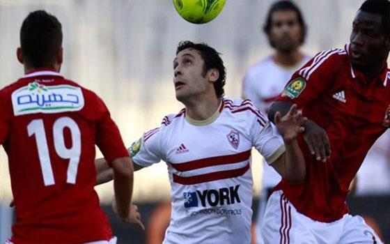 مصر اليوم - الزمالك يلعب خارج أرضه أمام ليبوباردز الكونغولي في دوري أبطال أفريقيا
