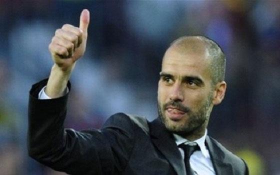مصر اليوم - غوارديولا  يفتخر بفوز البايرن على فريق يضم نصري ويوفيتيتش ونيغريدو