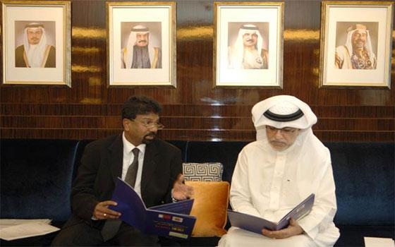 مصر اليوم - الشيخ سلمان رئيس الاتحاد الآسيوي يدعم الإصلاح الشامل في الكرة السيرلانكية