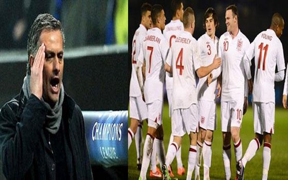 مصر اليوم - المدرب البرتغالي مورينيو رفض عام 2007  تدريب منتخب أنكلترا