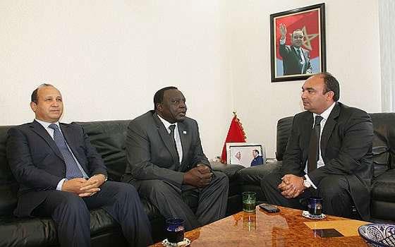 مصر اليوم - رئيس الكونفدرالية الأفريقية يعتبر المغرب من دعائم ألعاب القوى