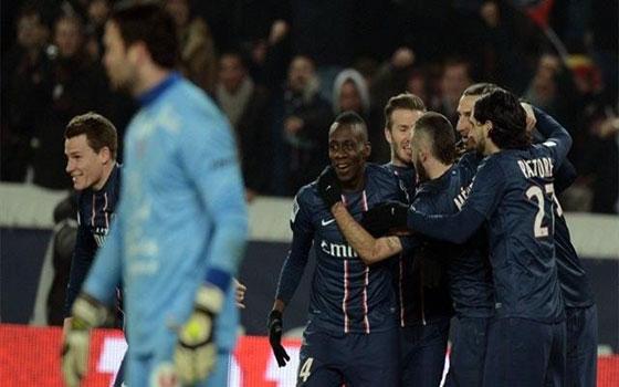 مصر اليوم - باريس سان جيرمان  الفرنسي يتعادل مع مونبيلييه في لقاء المصارعين العظماء