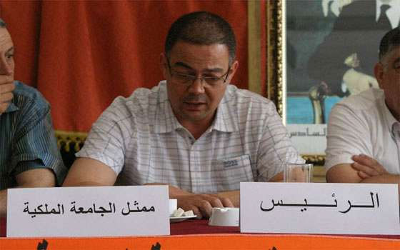 مصر اليوم - رجال الدولة يتنافسون على رئاسة الاتحاد المغربي لكرة القدم