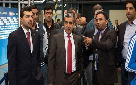 مصر اليوم - الشعبي رئيس الاتحاد القطري لليد يطالب لاعبيه بعدم التراخي أمام السويد وتونس