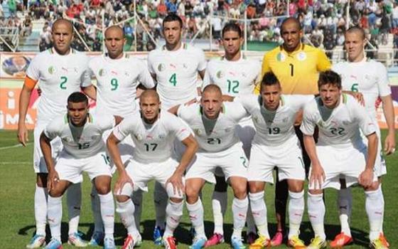 مصر اليوم - الجزائر تسعى لفوز مصيري على غينيا وديًا للبقاء ضمن الـ5 الكبار أفريقيًا