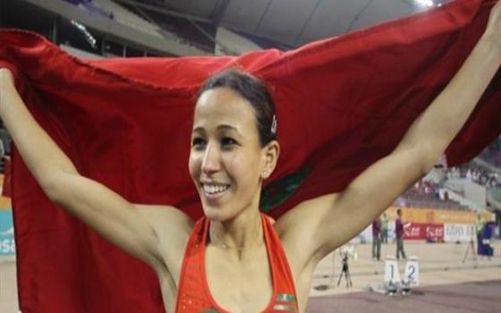 مصر اليوم - المغربيتان العقاوي وحشلاف يتأهلان إلى نصف نهائي 800 متر