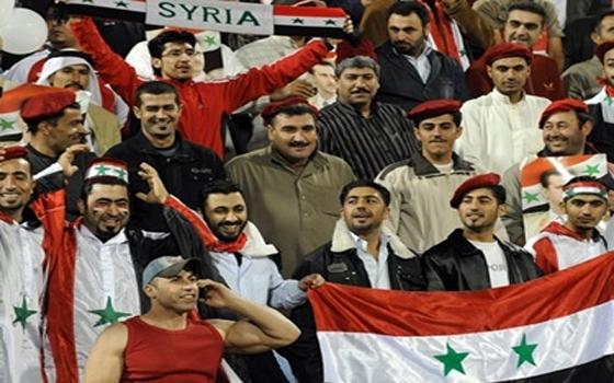 مصر اليوم - المنتخب السوري يلاقي نظيره الأردني في تصفيات كأس آسيا الخميس