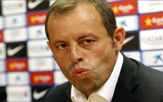 مصر اليوم - رئيس الإتحاد البرازيلي يؤكد تورط روسيل رئيس برشلونة في قضايا فساد وتزوير