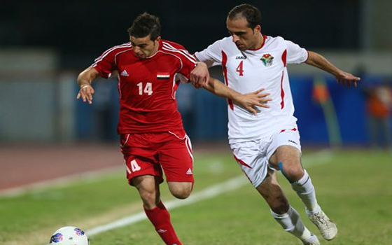 مصر اليوم - تعادل للمنتخب السوري مع نظيره الأردني في تصفيات آسيا