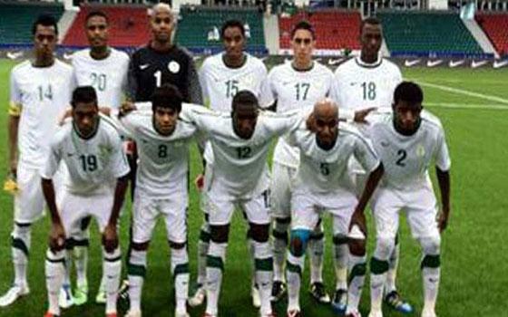 مصر اليوم - الأولمبي السعودي يتخطى عقبة نظيره العماني بهدفين ويلحق بالبحرين في قبل النهائي