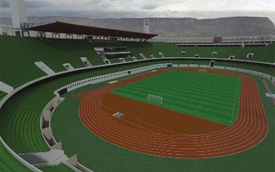 مصر اليوم - الملعب الجديد لأغادير يفتح أبوابه في منتصف أكتوبر المقبل