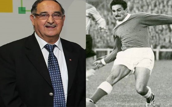 مصر اليوم - الجزائري رشيد مخلوفي ثاني أفضل لاعب في تاريخ سانت إتيان الفرنسي