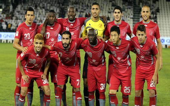 مصر اليوم - جوانزو الصيني يضع قدمًا في الدور قبل النهائي لدوري أبطال آسيا بالفوز على لخويا