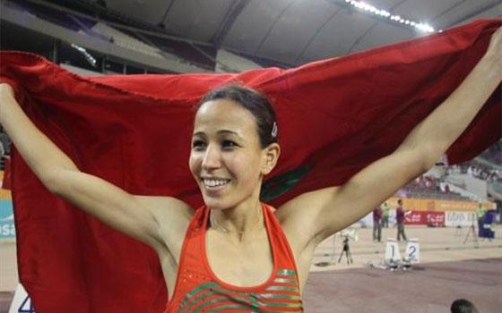 مصر اليوم - المغربية العقاوي ثالثة في سباق 800م وتتويج القطري مصعب والجيبوتي سليمان