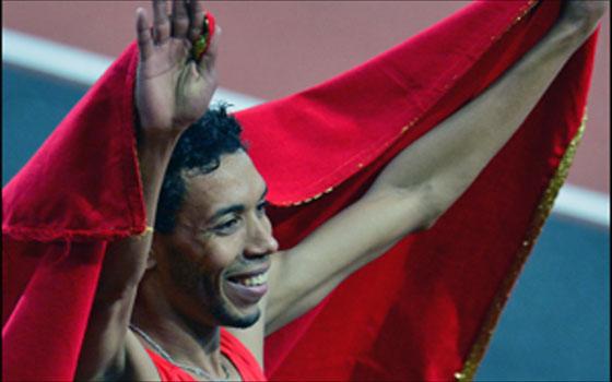 مصر اليوم - الاتحاد المغربي لألعاب القوى يهاجم العداء عبد العاطي إيكيدر