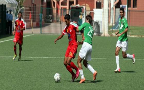 مصر اليوم - القنيطري يواجه أولمبيك خريبكة خلال فعاليات الدوري المغربي الثلاثاء