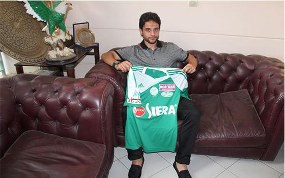 مصر اليوم - مروان زمامة يعود إلى الرجاء المغربي من جديد مقابل 450 ألف دولار