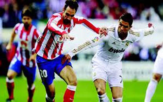 مصر اليوم - ريال مدريد يفوز على أتلتيكو مدريد 3/1بقدمي إيسكو ورونالدو