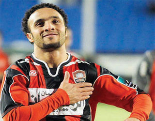 مصر اليوم - محظوظ باللعب مع الرجاء في المونديال