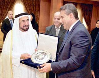 مصر اليوم - زيارتي إلى الإمارات جاءت بفوائد عديدة