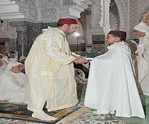مصر اليوم - محمد السادس يترأس حفلاً دينيًا إحياءً لليلة القدر المباركة في طنجة