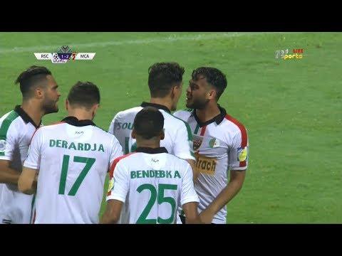 شاهد  أهداف مباراة الرفاع البحريني ومولودية الجزائر
