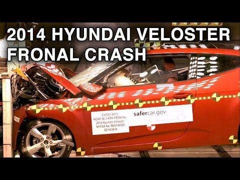 شاهد اختبار تصادم