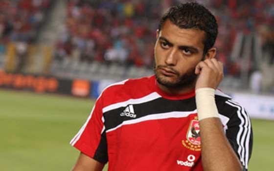 مصر اليوم - كنتُ من المغضوب عليهم من إدارة نادي الأهليّ